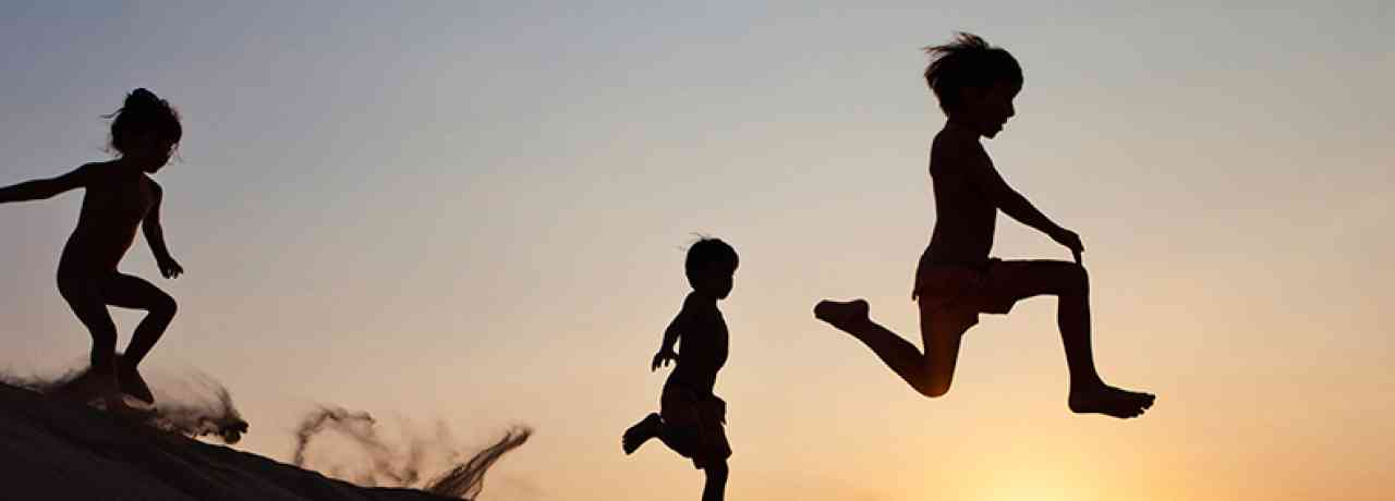 kids leap