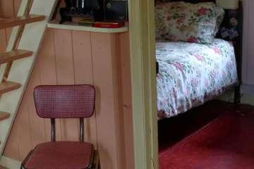 The Land Girls' Cabin