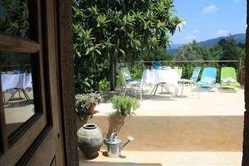 Casal do Pau & plunge pool