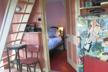 The Land Girls' Cabin