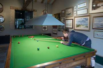 Hafod - with pool