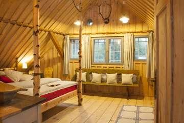 Sucha Gora log cabin