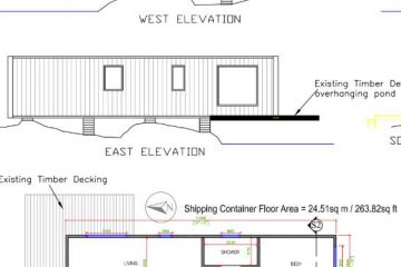 *NEW* Frank the Shipping Container