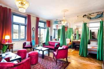 The Artist's Apartment, Krakow