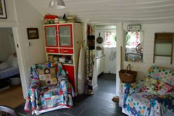 Geaglum Cottage & Gypsy Caravan